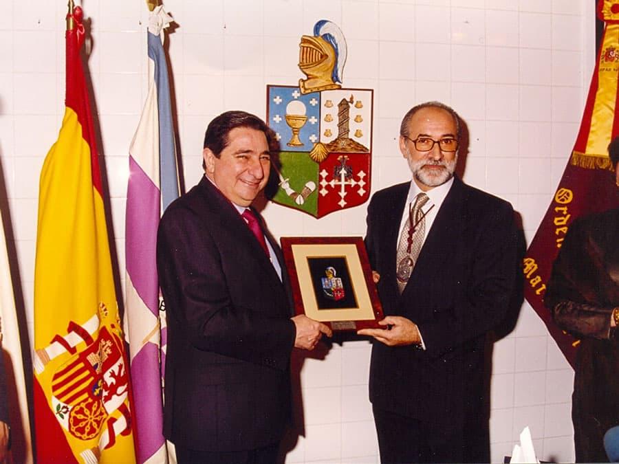 Don Augusto César Lendoiro,