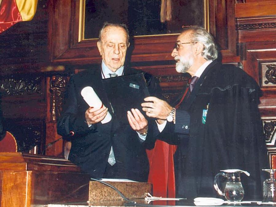 D. Manuel Fraga Iribarn