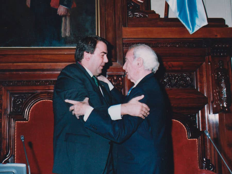 Don José Antonio Quiroga y Piñeyro
