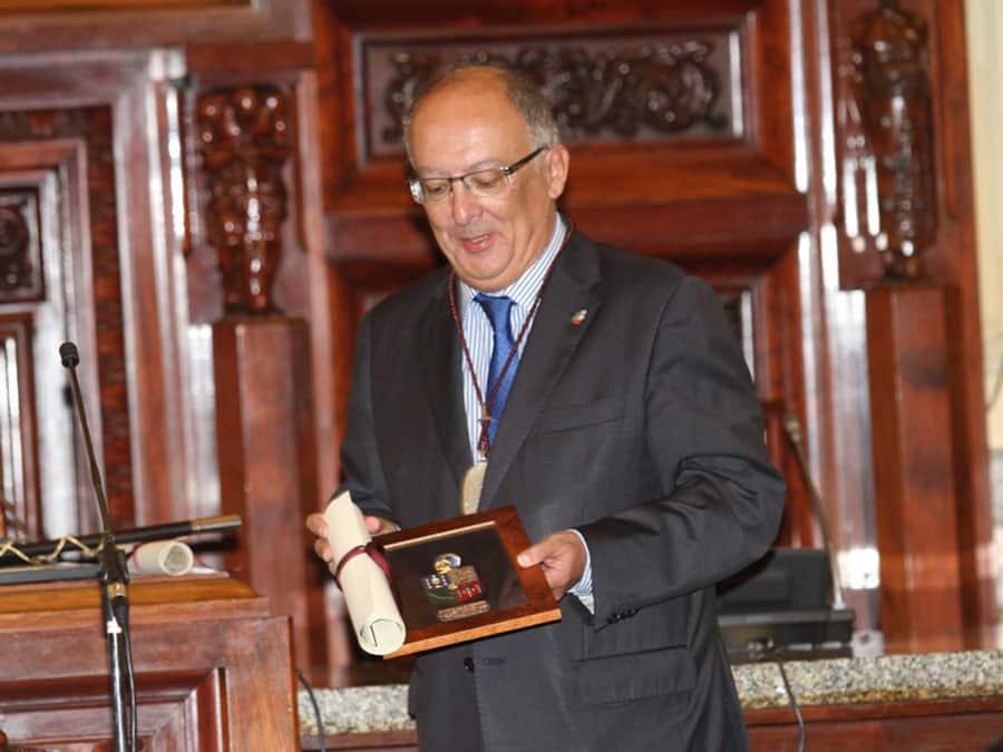 Don Fernando González Laxe