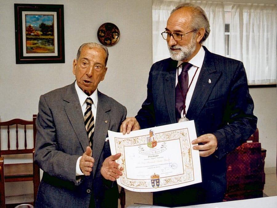 D. Fernando Suárez García