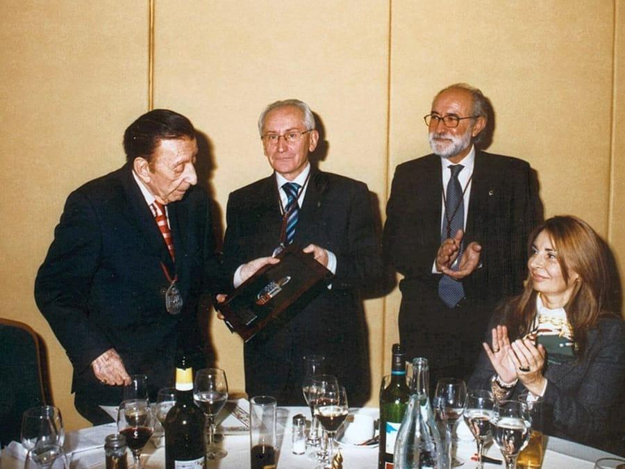 D. José María Gómez-Ulla y Lea