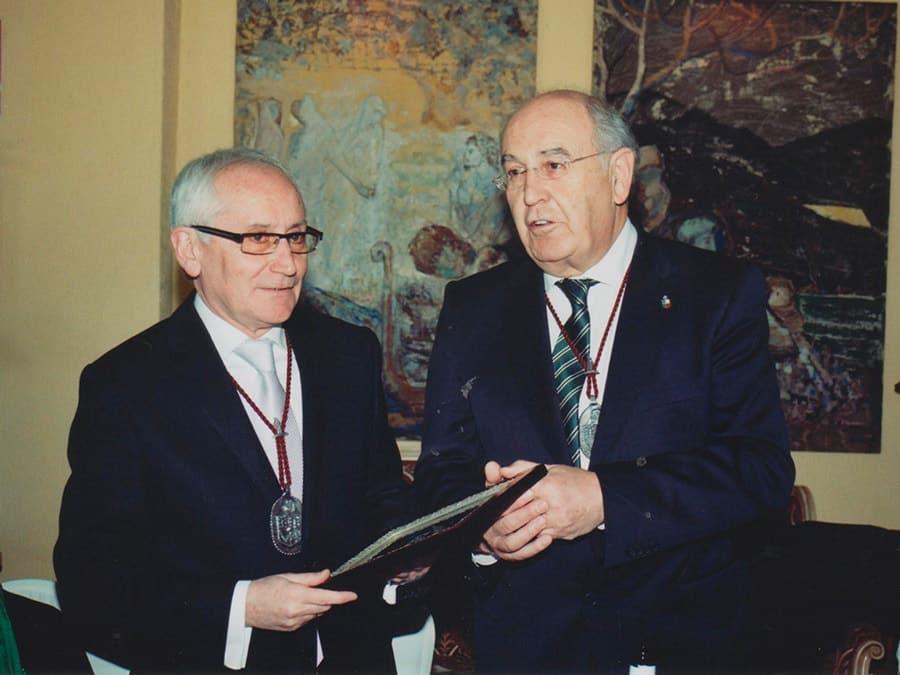 Don Vicente Ángel Iglesias Martelo