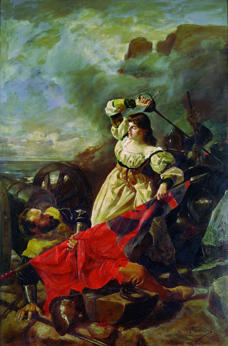 María Pita.