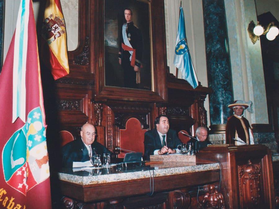 D. Carlos Negreira Souto