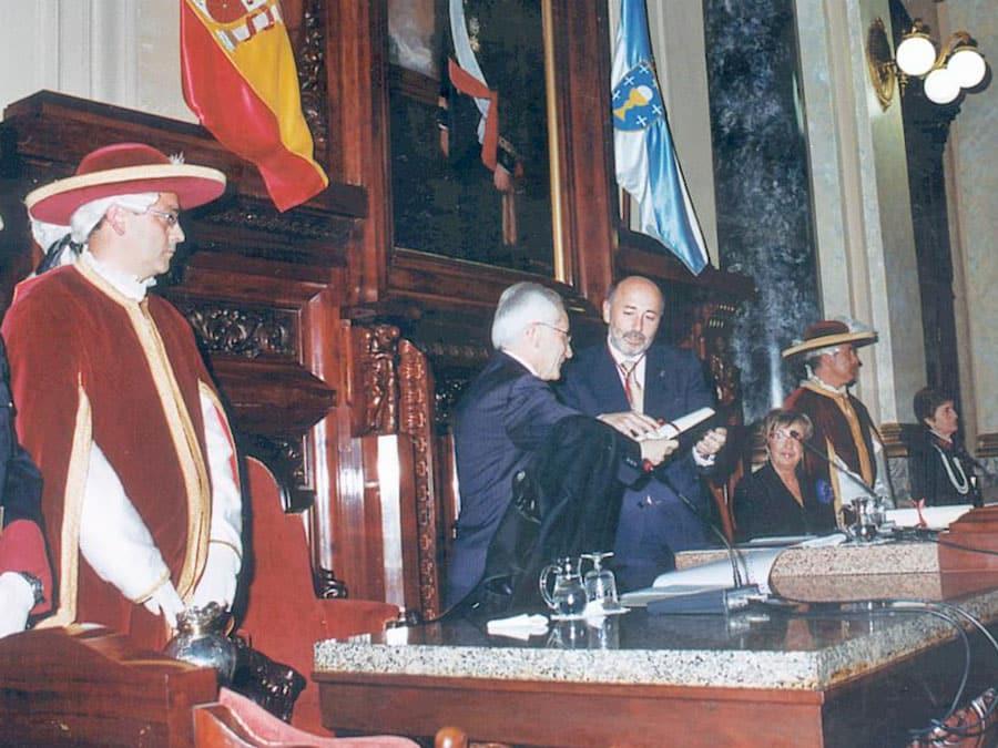 D. Javier Losada de Aspiazu