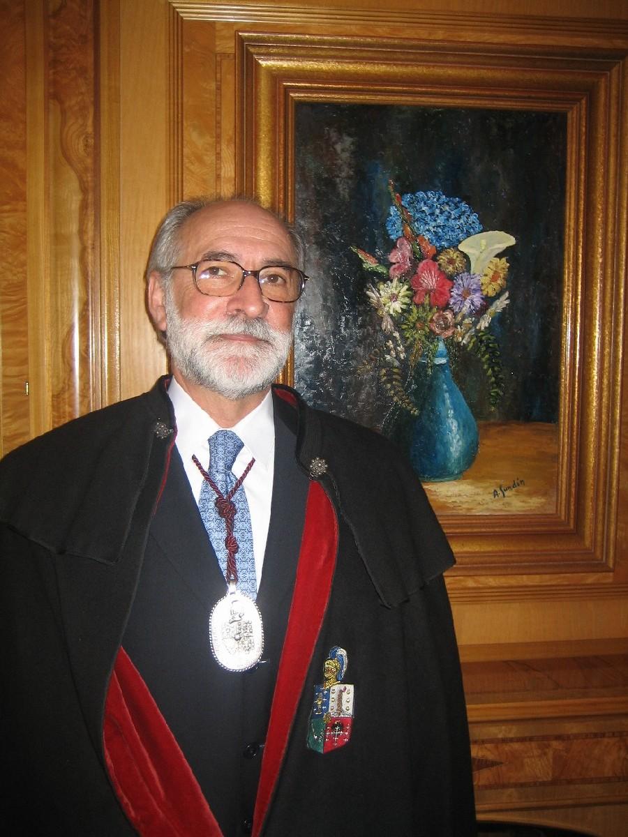 D. Antonio Gundín Fandiño